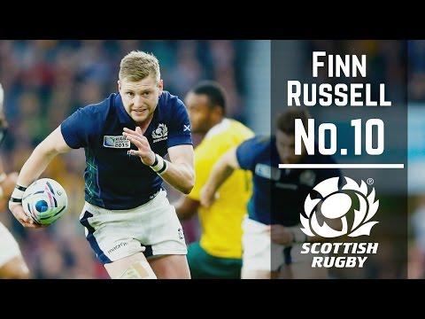 Scotland Rugby's Finn Russell | Player Spotlight