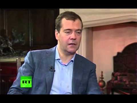 Russian Prime Minister Dmitry Medvedev Declares Social Media Too Powerful to Ignore