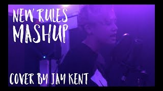 New Rules, Havana, and No Limit Mashup (Jay Kent Cover)