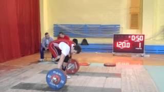 Н Тагил тяжелая атлетика   А Егоркин
