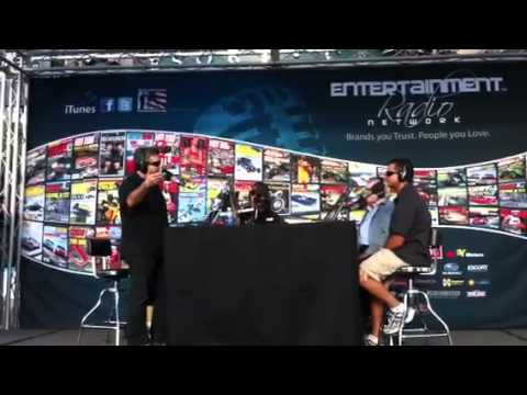 Napa Auto Parts and Motor Trend Radio