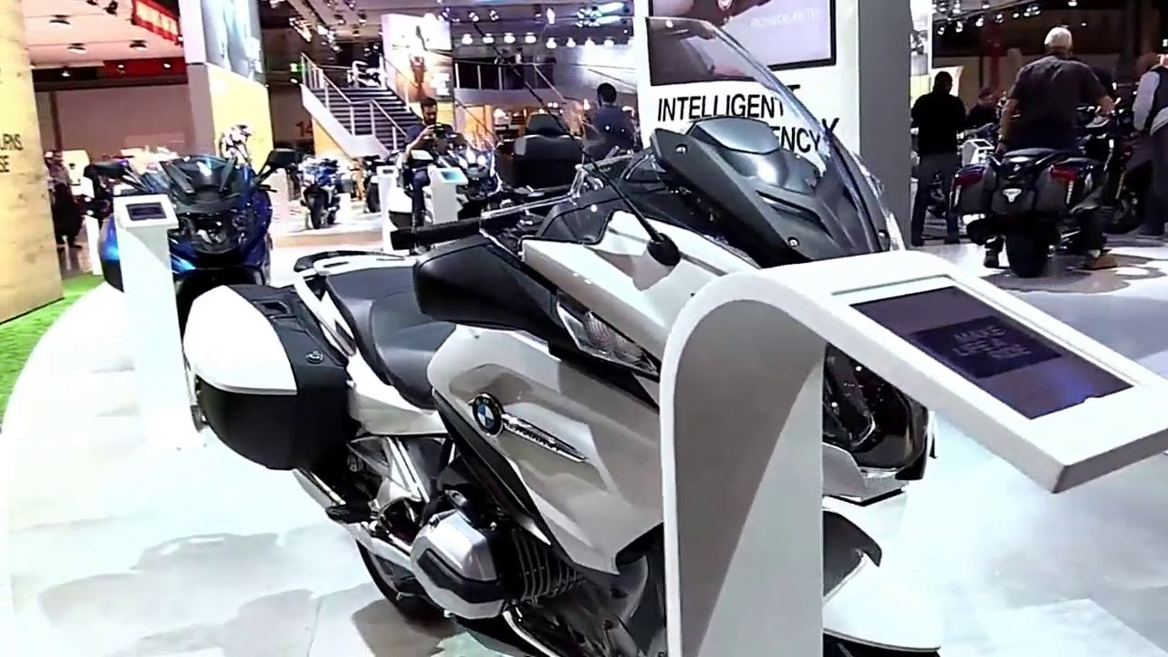 2019 Bmw R1200rt Complete Accs Series Lookaround Le Moto Around The World
