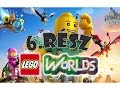 Lego Worlds - 6.rész - Rockerty & Valesz - Kincsek a szeméttelepről