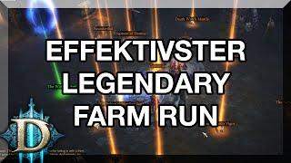 DIABLO 3 RoS ★ LEGENDARY FARM RUN - (German/HD)