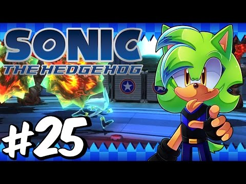 Sonic The Hedgehog 2006 (Xbox 360) | Part 25 | Silver's Story: Aquatic Base