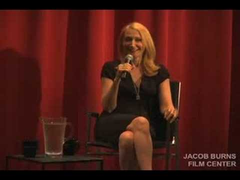 Patricia Clarkson on Elegy