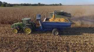 Kinze Harvest 2015
