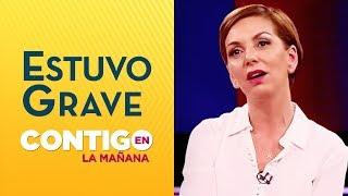 Francisca García Huidobro sufrió severa insuficiencia renal - Contigo en La Mañana