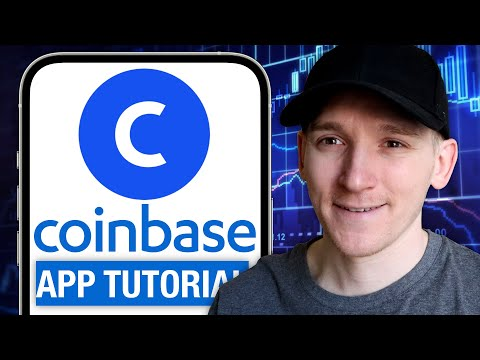 How To Use Coinbase App For Beginners - Buy Cryptocurrency On Coinbase
