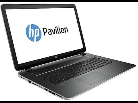 Тест- обзор Ноутбука HP Pavilion 17-f260ur 17.3