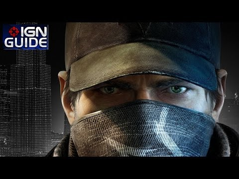 Watch Dogs Walkthrough - ALL Weapons Trade Crate Locations