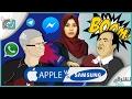 مبيعات ابل 2016 تهزم سامسونج | تطبيقات الدردشة في الوطن العربي | نشرة تك #120