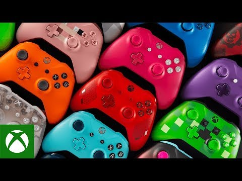 Every Xbox One Controller Ever Made
