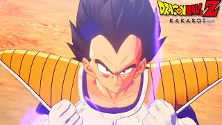 Dragon Ball Z Kakarot ATÉ ZERAR (Parte 04) - Vegeta e Nappa Chegam na Terra!