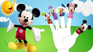 [24.38 MB] ♪ Finger Family Mickey Mouse Clubhouse ♪ Nursery Rhymes For Children ♪ Kids Songs ♪