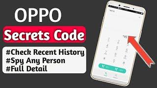 Oppo Version Check Code