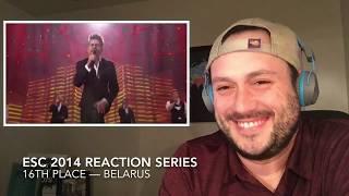 ESC 2014 Reactions -16th Place-  BELARUS!
