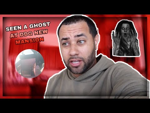 DDG's House is Haunted. Found A Real Ghost (Video Proof!!) NOT CLICKBAIT