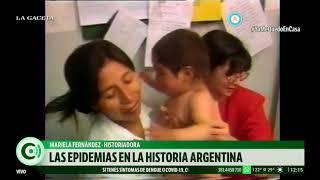 Historia: cómo fueron las epidemias que se registraron en Tucumán
