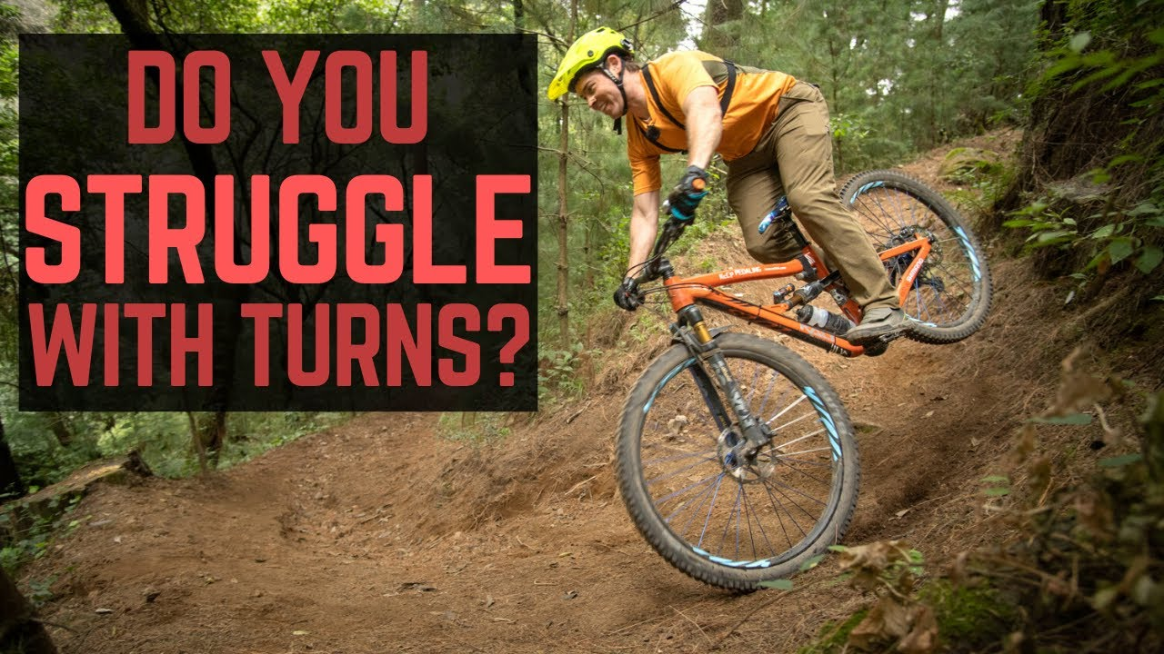 How I ride tight, technical switchbacks