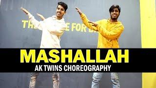 Mashallah Ravneet Singh Gima Ashi Dance AK Twins Choreography Team DG