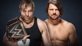 Aj Styles vs Dean Ambrose en BackLash SvR2011