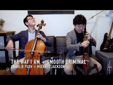 THE WAY I AM + SMOOTH CRIMINAL | Charlie Puth + Michael Jackson || JHMJams Cover No.243