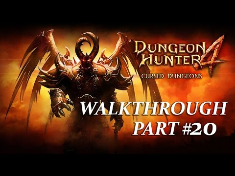 Dungeon Hunter 4 Gameplay Walkthrough Part 20 (Android)