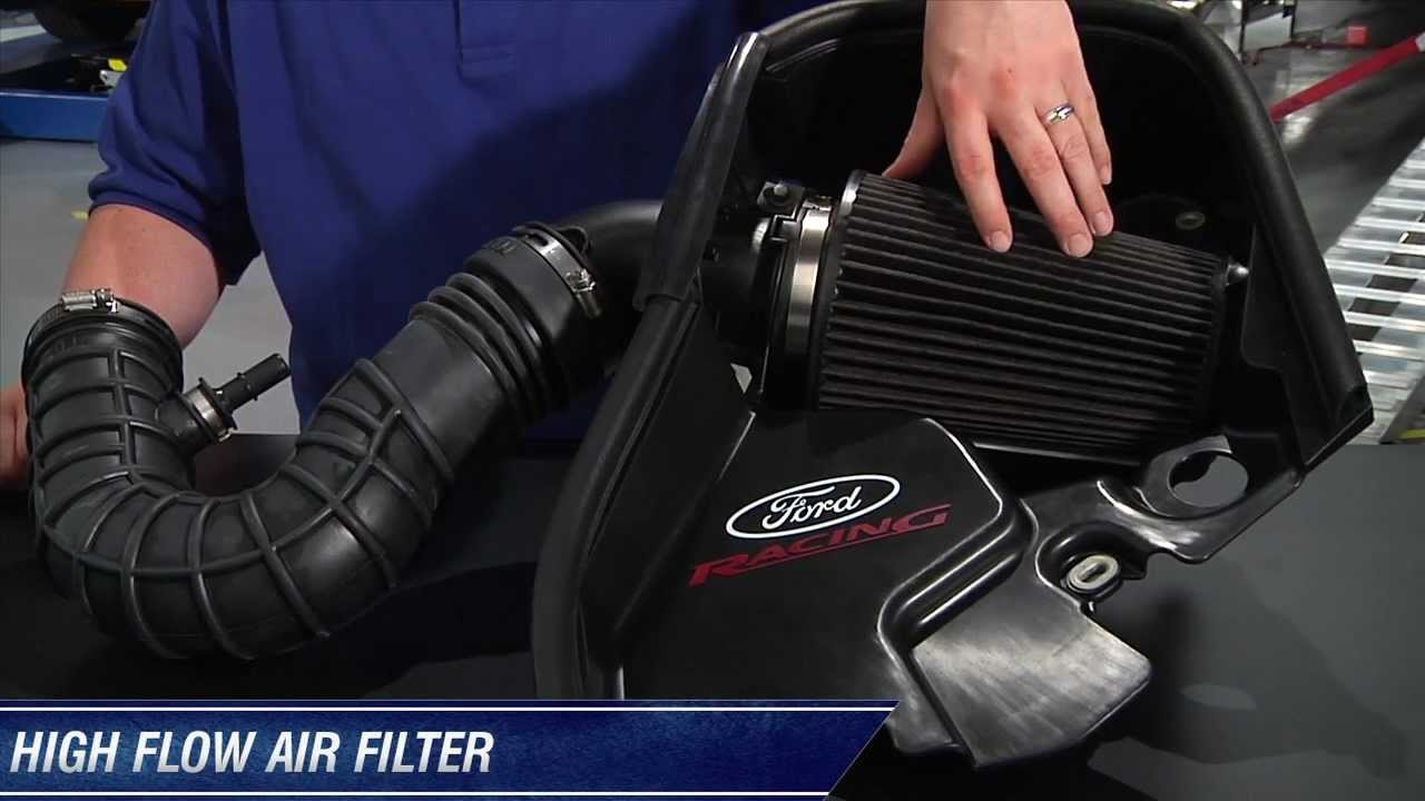 Mustang Ford Racing Cold Air Intake 05 09 V6 Review Youtube