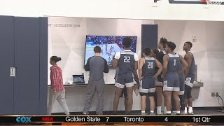Old Dominion gets ready for road game at Syracuse Video