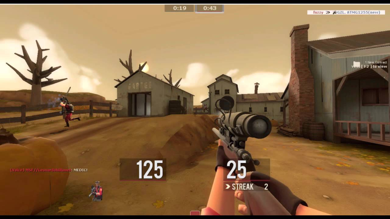 TF2 Chris Config Graphics comparison by FZY