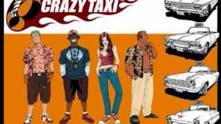 "Crazy Taxi - Offspring ""All I want"" OST"
