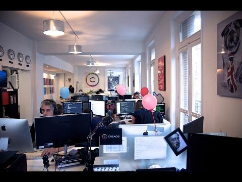 Creads : la startup aux 50 000 freelances leader en France de la création graphique en ligne
