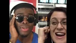 OMI Airport Duet: Cheerleader w/ MichelleKenobi