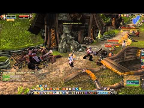 War Forage Quest Playthrough - Twilight Highlands
