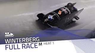 Winterberg | BMW IBSF World Cup 2017/2018 - 2-Man Bobsleigh Heat 1 | IBSF Official