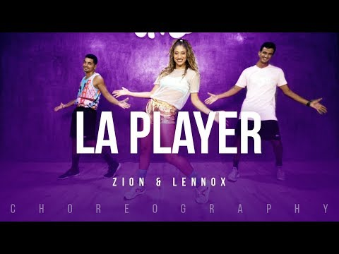 La Player (Bandolera) - Zion & Lennox | FitDance Life (Coreografía) Dance Video