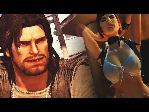 Ride to Hell: Retribution - Test / Review - Die schlimmsten Szenen (Gameplay)