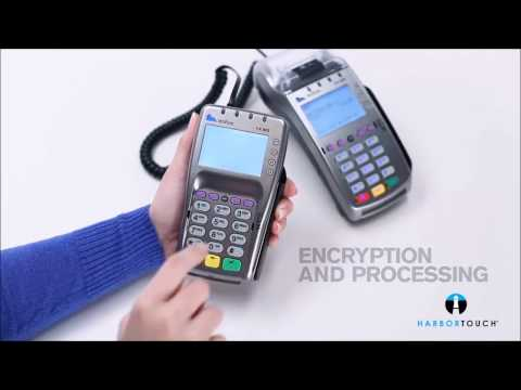 How to Use Verifone VX520 - EMV and NFC Demonstration with VX805 Terminal