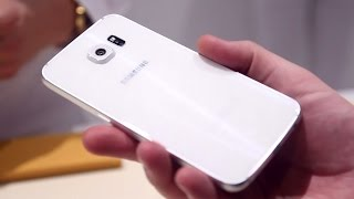 Top 5 Samsung Galaxy S6 | S6 Edge Features!