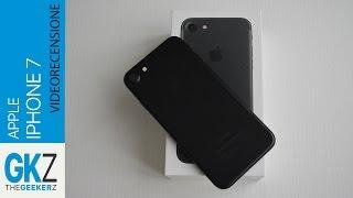iPhone 7, la recensione