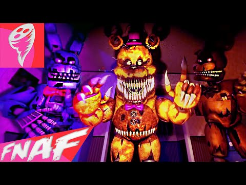 Thumbnail: (SFM FNAF) FIVE NIGHTS AT FREDDY'S 4 SONG (Break My Mind) Music Video by DAGames