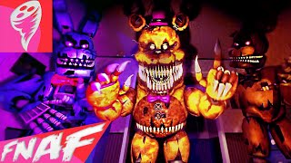 SFM FNAF FIVE NIGHTS AT FREDDY S 4 SONG Break My Mind Music Video by DAGames