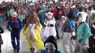 Carnaval Pisaflores 2016 - Con la Banda San Francisco de Asis
