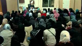 Gulshan-e-Waqfe Nau Lajna, 7 Nov 2009, Educational class with Hadhrat Mirza Masroor Ahmad(aba)