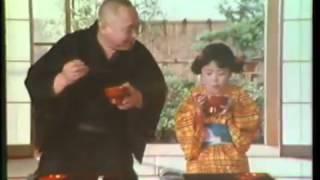 1975年CM 永谷園 あさげ お気に入り 柳家小さん 広告会社:博報堂 制作...