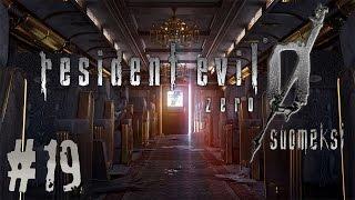 "Resident Evil 0 HD Remaster - Osa 19 - Suomeksi | ""Giant humanoid?"" |"