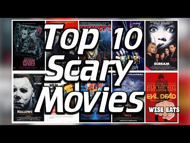 My Top 25 Scary Movies List - Wise Eats (Podcast Clip from Episode 15) Top 26 Horror Movies