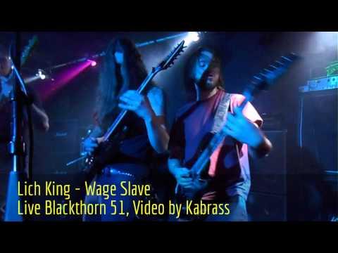 Lich King - Wage Slave