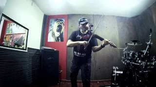Master of Puppets by David Rivera (violin cover)